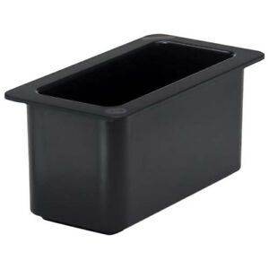 Cambro 36cf110 Cold Food Pan Coldfest Third size Black