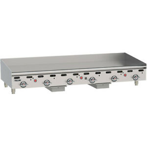 Vulcan Msa72 1 Commercial Natural Gas Griddle Heavy Duty Griddle 70