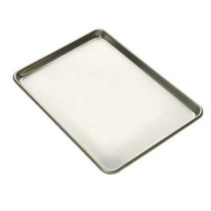 Central Exclusive Solid Alum Sheet Pan Half size Extra Heavy Duty 16 Gauge