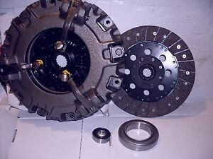 Yanmar 330 330d 336 336d Dual Stage Tractor Clutch W pad Disc