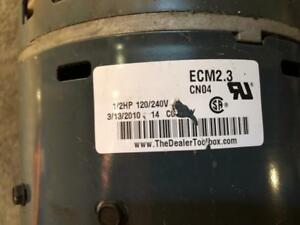 Carrier Bryant HD44AE131 GE 5SME39HX0475 ECM Variable Speed Blower Motor 2010