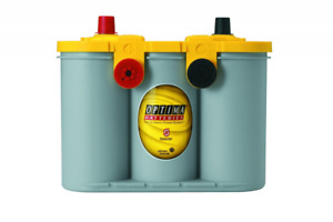 Optima Yellowtop Battery 8014 045 Side And Top Post Deep Cycle