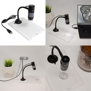 Plugable Usb 2 0 Digital Microscope With Flexible Arm Observation Stand For Mac