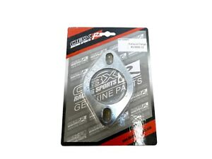 Obx Stainless Steel 2 5 Exhaust Pipe Flange With Adjustable Bolt Holes