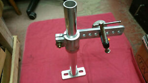 Welding Fixture Clamp Hole Or T Slot Table Work Holding Pipe Clamp