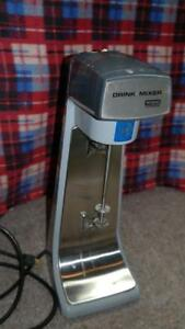 Waring Dmc 20 Malt Milk Shake Mixer Single Head Commercial Restaurant Mixer