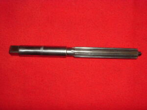 Straight Flute Adjustable Hand Expansion Reamer 13 16 inch