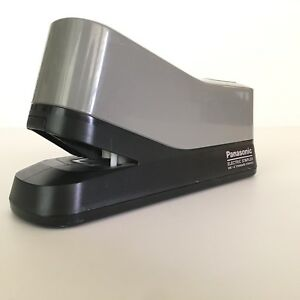Panasonic Electric Stapler As302 Heavy Duty 20 Sheet Capacity Tested