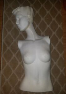 Vintage Greneker Wolf Vine 1980 s Mannequin New Wave Punk Fashion