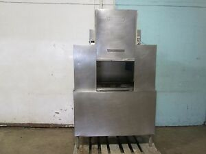 hobart C44a H d Commercial nsf 3ph Electric High Temp Conveyor Dishwasher