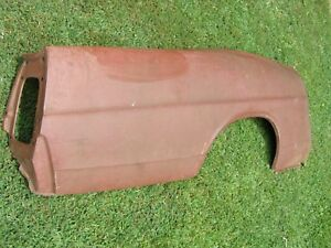 Nos Oem Ford 1967 Galaxie 500 Quarter Panel Sheet Metal Convertible 2 Door