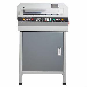 Upgraded 450mm Paper Cutter Cutting Machine 17 7 Electric