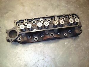 Ford Industrial Engine Bobcat 1 6l Ksg416 Model 2274e Cylinder Head used
