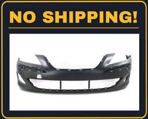 New Front Bumper Cover Fit Hyundai Genesis Sedan 2012 2014 Hy1000198