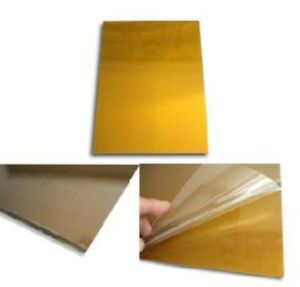 Pad Printing Photosensitive Polymer Plates 10pcs Water Washable