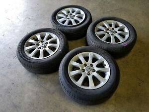 Used Lexus Es300 Toyota Camry Rims Wheels W Tires 16 5x114 3 16x6 5 Offset 50
