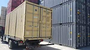 New 20ft Shipping Container Storage Container Cargo Container In Atlanta Ga