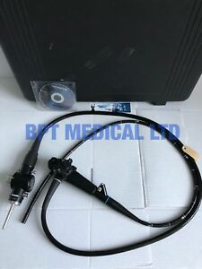 Olympus Gif q230 Video Gastroscope Evis Case Excellent Cond Tested Endoscopy