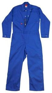 Lapco Nxcd45ro 6xl xt Extra Tall 4 5 ounce Nomex Deluxe Coverall 6x large Royal
