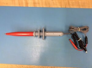 Beckman Industrial Hv231 10 High Voltage Probe 3000 920 186
