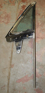 1961 1962 1963 Ford Thunderbird Vent Window Frame Left