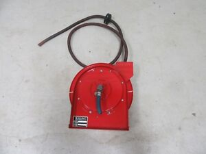 Reelcraft 3 8 X 17 Retractable Air Hose Reel 4617 Usa Made Free Shipping
