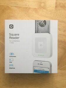 Square Reader Contactless And Chip Reader