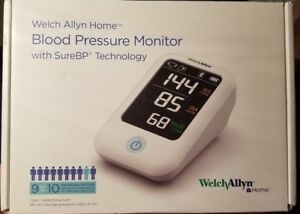 Welch Allyn Home 1700 Blood Pressure Monitor W Surebp Patented Technology W cuf