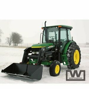 Front End Loader 2wd 30 To 120 Hp 4wd 30 To 90 Hp With Skid Steer Adaptor