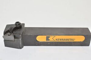 Kennametal Dtrnr 123b Ins Tn 33 3 4 Indexable Lathe Tool Holder