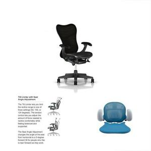 Adjustable Chairs Herman Miller Mirra 2 Tilt Limiter And Chairs Sit Support