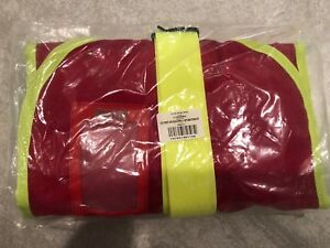Statpacks G3 First Aid Quickroll Intubation Red G36000