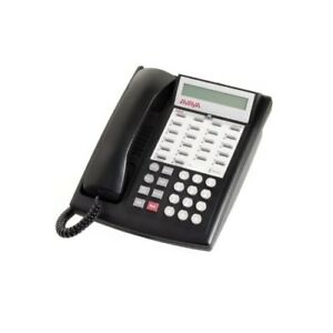 Avaya Partner 18d Blacktelephone 108883273 With Handset Stand And Cables