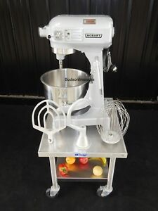 Hobart 20qt 20 Qt Quart Dough Mixer Pizza Bakery Bread 30 60 80