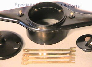 1928 1931 Model A Ford Distributor Cap Body With Brass Contacts Rotor