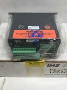 Ims Panther Le2 240 High Performance Microstepper Driver Indexer