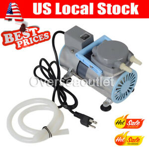 Oil Free Diaphragm Lab Vacuum Pump For Chromatograph 15l min Gm 0 20