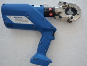 Hl 300 Electric Hydraulic Crimping Tools Charging Type Powered Wire Crimpers New