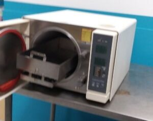 Pelton And Crane Validator 10 Steam Autoclave sterilizer Sold as is