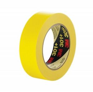 Retailsource T933301x24 3m 301 Masking Tape 1 2 x60 Yd pack Of 24