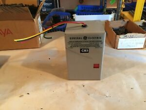 General Electric Circuit Breaker Operating Mechanism Tedmoma1 Free Shipping
