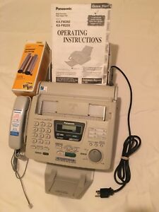 Panasonic Multi function Plain Paper Fax Kx fm260