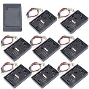 10x Dual Frequency 13 56mhz 5khz Rfid Reader writer Wireless Module For Em4100