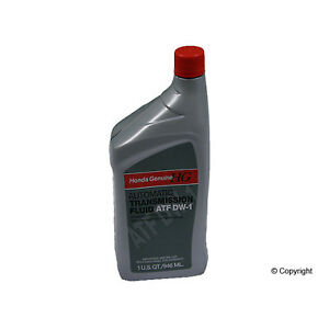 Genuine Honda 08200 9008 Automatic Transmission Fluid Atf Dw 1 Replaces Atf Z1