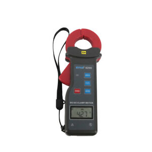 Etcr6200 Ac Dc Leakage Current Clamp Meter Car Leakage Current Clamp Meter