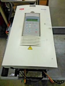 Abb Acs601 0006 5 Variable Frequency Converter 500vac Manuals Included