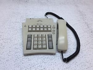 Mitel 5550 Ip Console 50001145 Office Phone W Handset Tested And Working