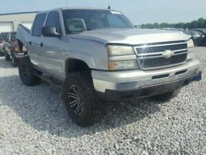 Gray Seat Belt Front Bucket And Bench Center Fits 03 07 Sierra 1500 Pickup 17312