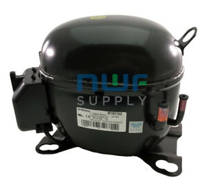 Embraco Replacement Refrigeration Compressor Nt6215z1 1 2 Hp R 134a
