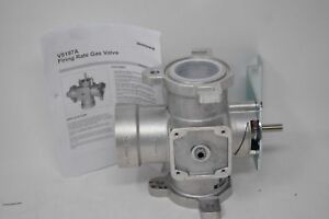 Honeywell 3 4 To 2 Integrated Valve Train Butterfly Gas Valve Oem V5197a1003